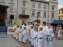Pokaz karate-Stary Rynek 13.09.14
