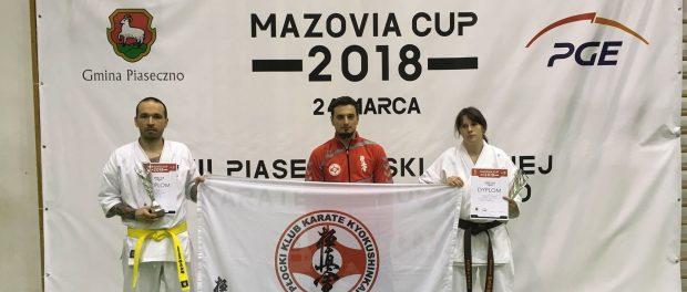 VII PIASECZYŃSKI TURNIEJ KARATE KYOKUSHIN IKO MAZOVIA CUP 2018