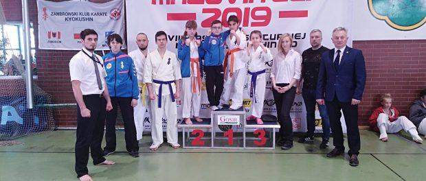 IKO MAZOVIA CUP – VII PIASECZYŃSKI TURNIEJ KARATE KYOKUSHIN 30-03-2019, Piaseczno